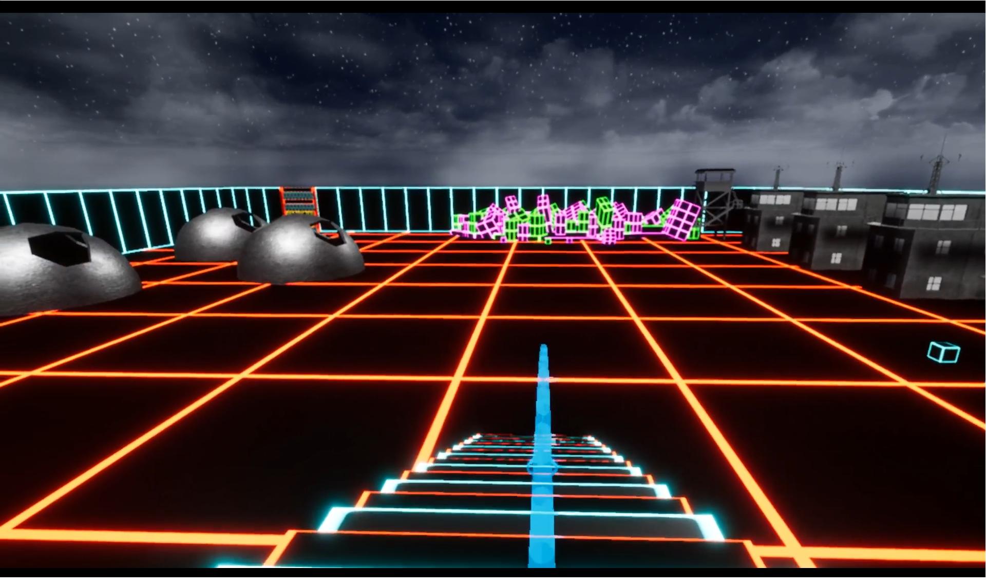Fort Lytton: Neon