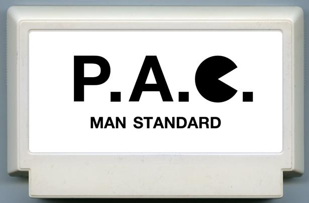 P.A.C. MAN Standard