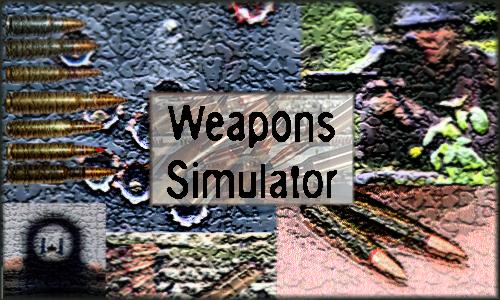 Weapons Simulator - Indoor Edition