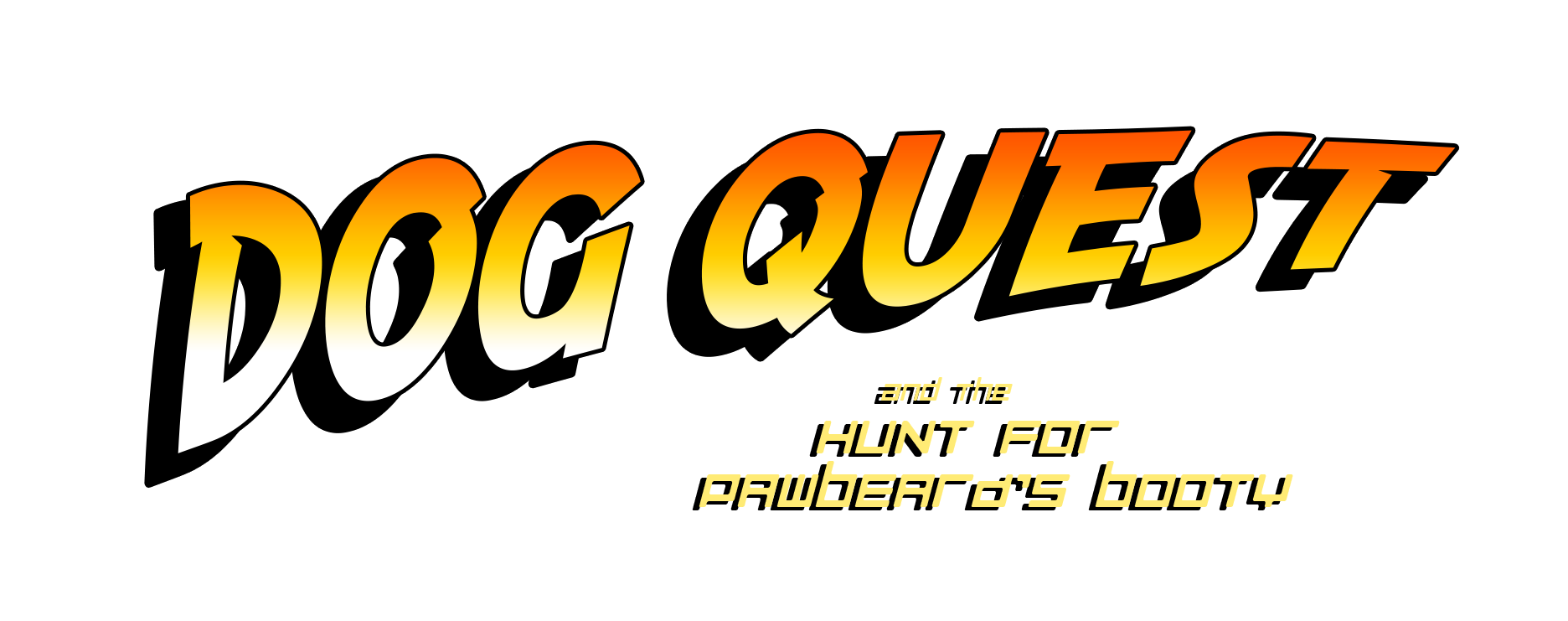 Dog Quest and the Hunt for Pawbeard's Booty