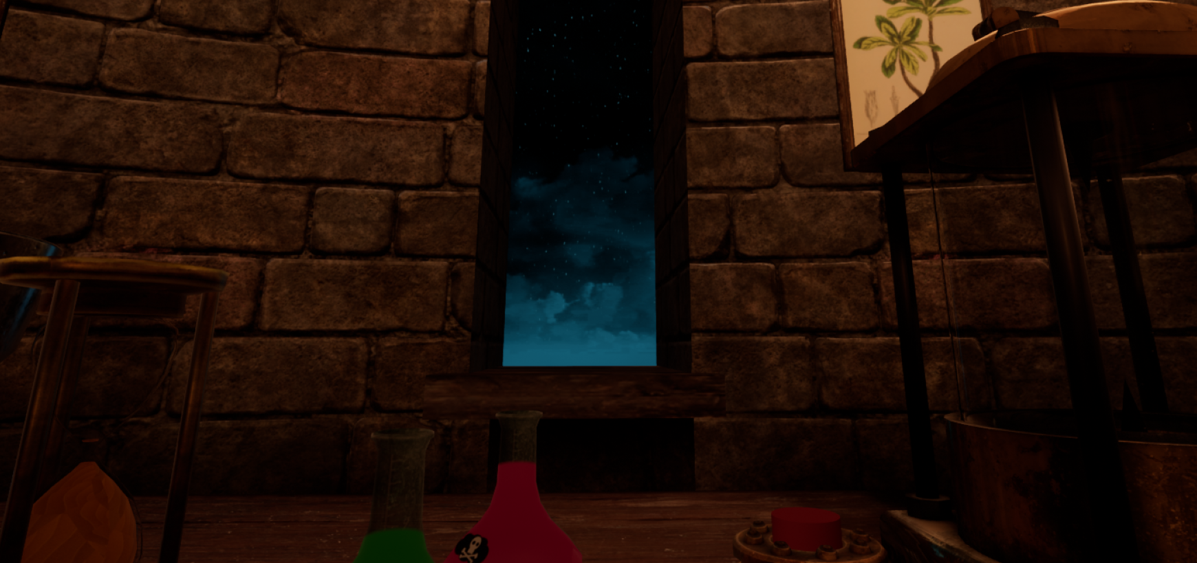 The Alchemist VR