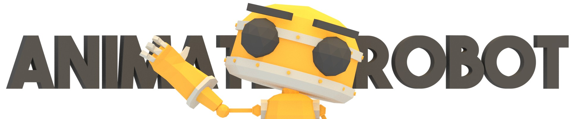 LowPoly Robot