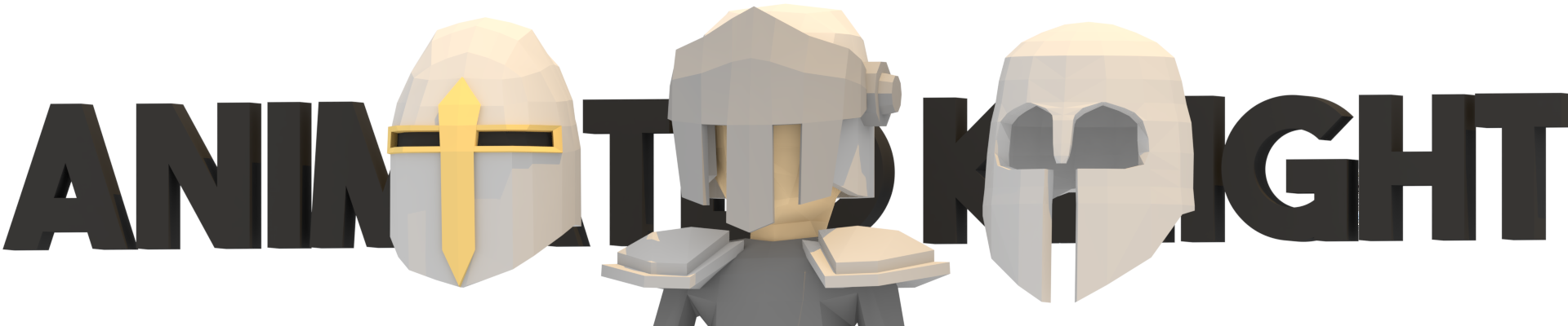LowPoly Animated Knight