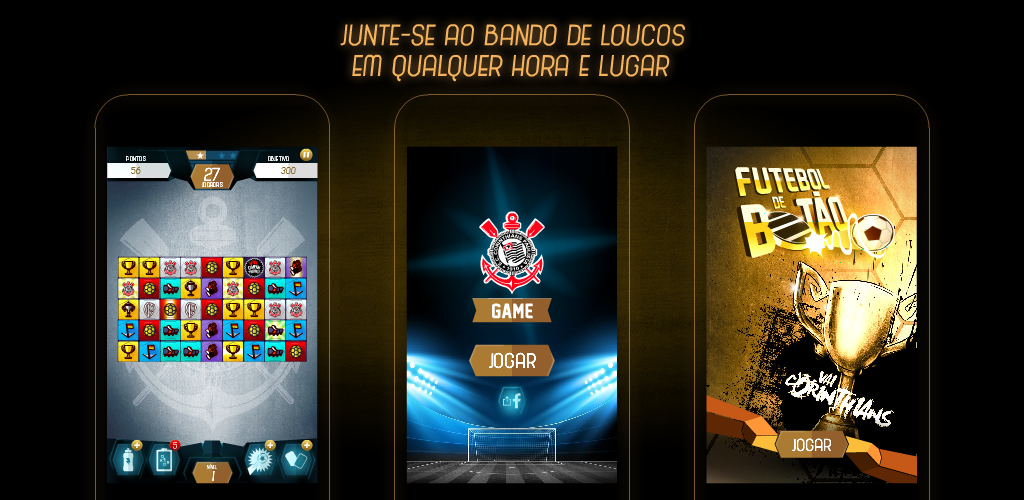[Arcolabs] Game Do Corinthians