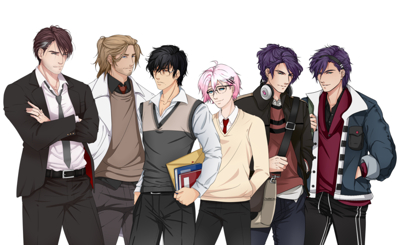 Best Visual Novels 2021 1st Degree: Murder Mystery BL/Yaoi VN [UPDATED DEMO] by Parival