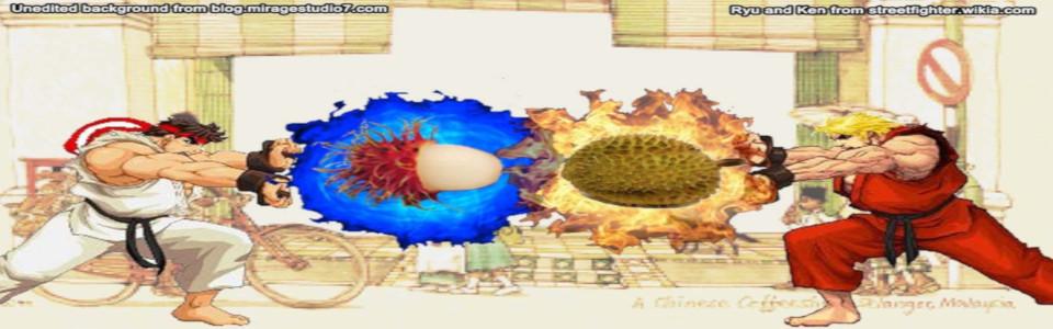 Street Fighter - GameJam 18 GameCodeur