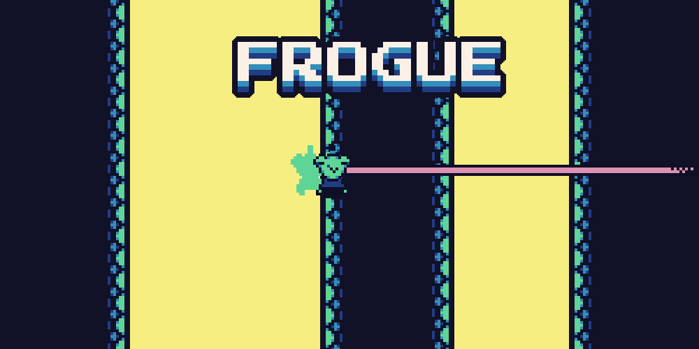 Frogue
