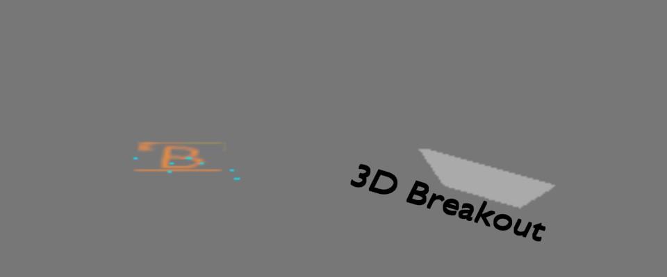 3D_Breakout