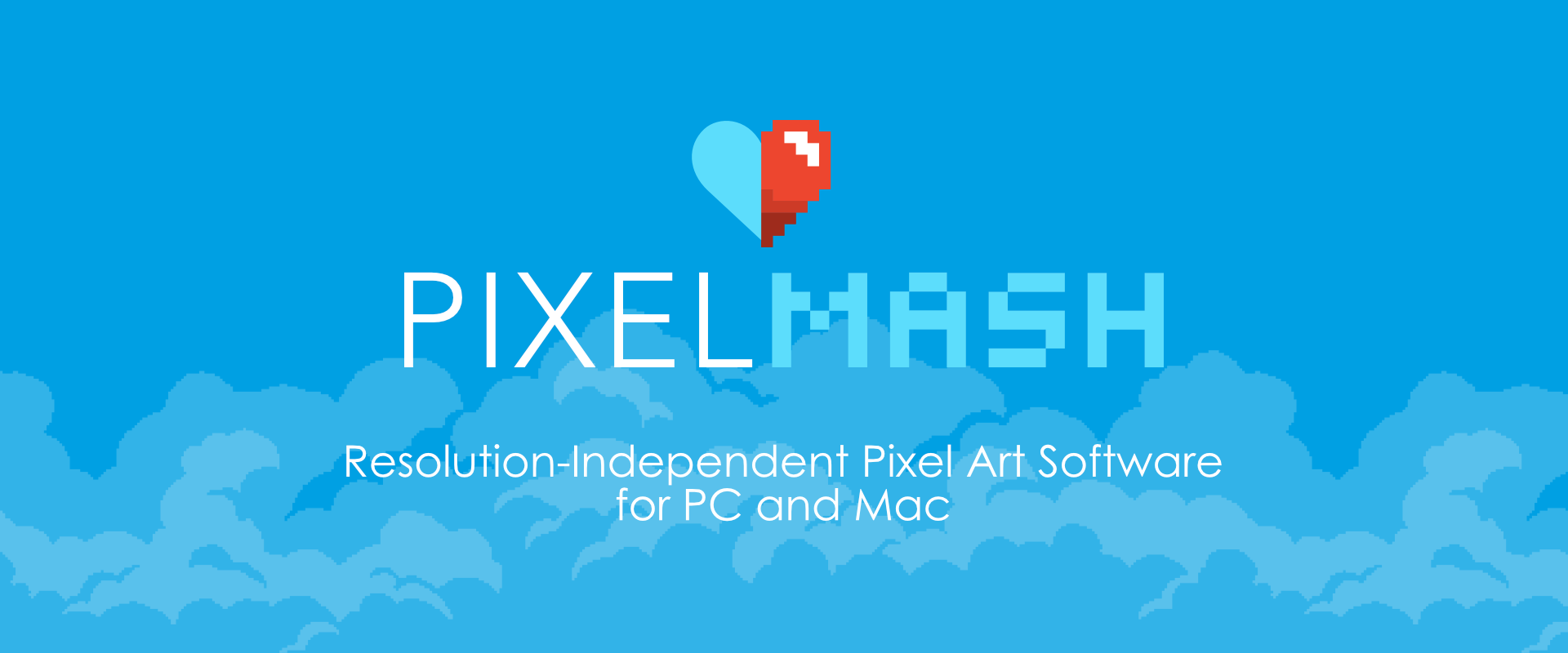 Pixelmash - Resolution-Independent Pixel Art