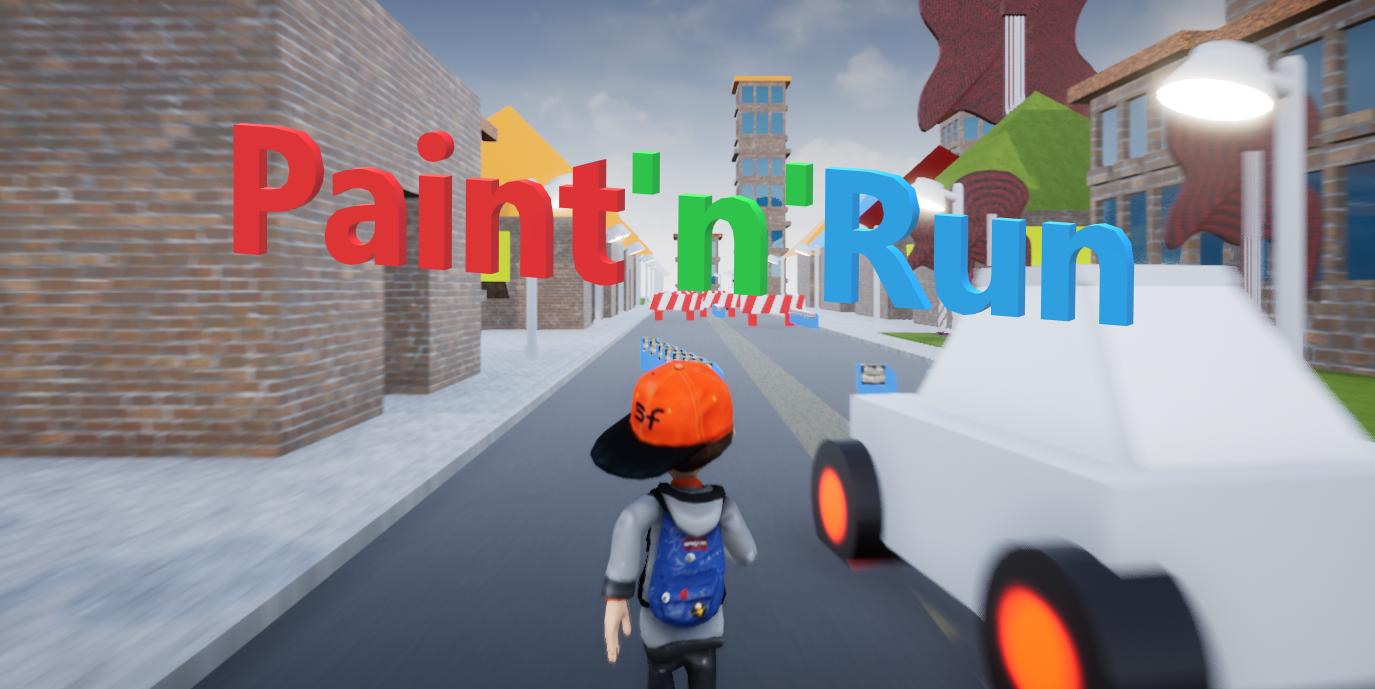 Paint'n'Run