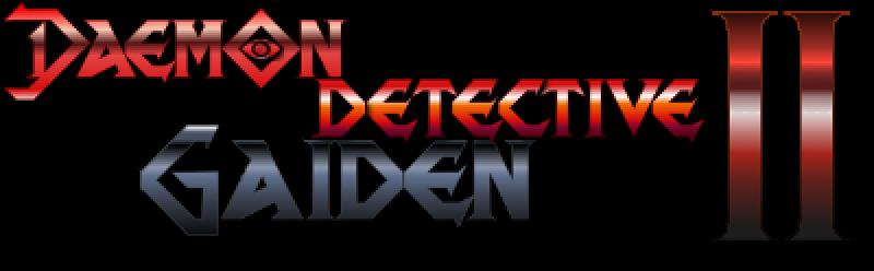 Daemon Detective Gaiden II