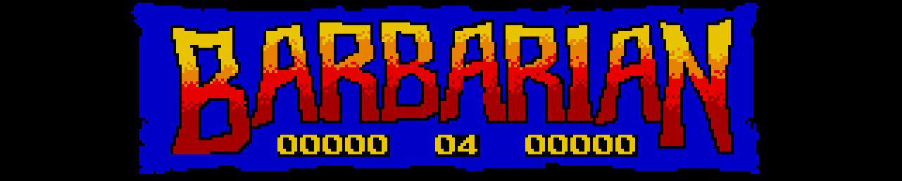 Barbarian (Atari ST) - Reloaded