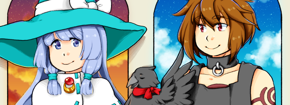The Witch-in-Training and the Magic Seal