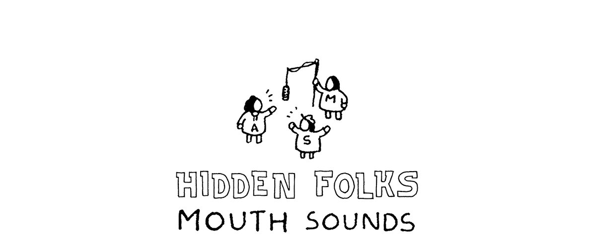 Hidden Folks - Mouth Sounds Pack
