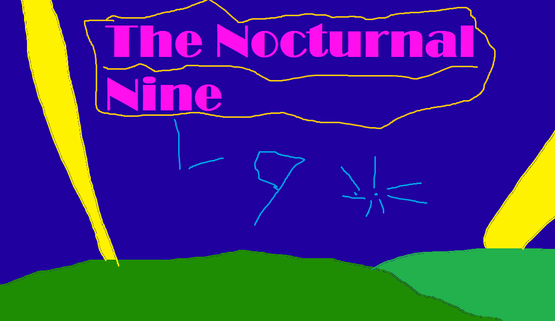 The Nocturnal 9 (FULL GAME) by PizzTarime