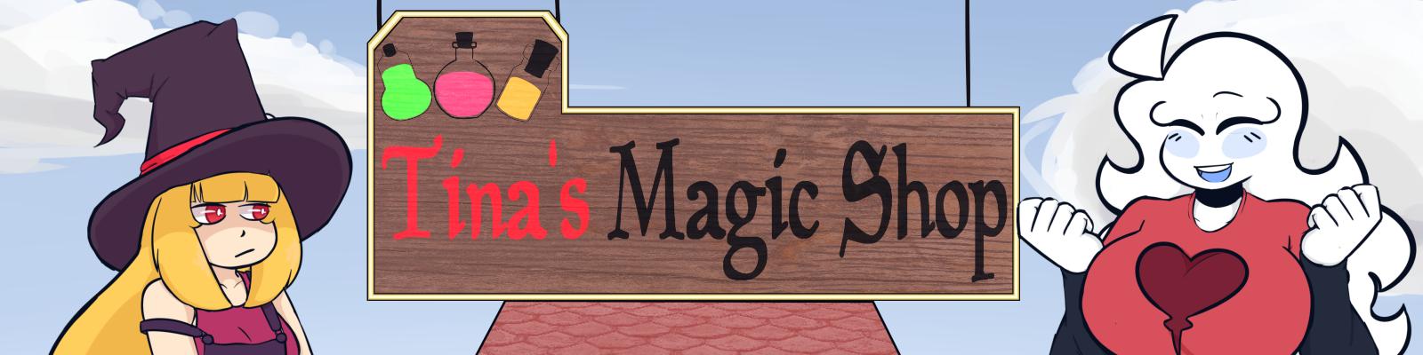 Tina's Magic Shop