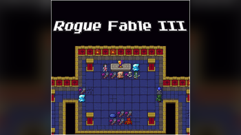 Rogue Fable III (Alpha Testing) community - itch io