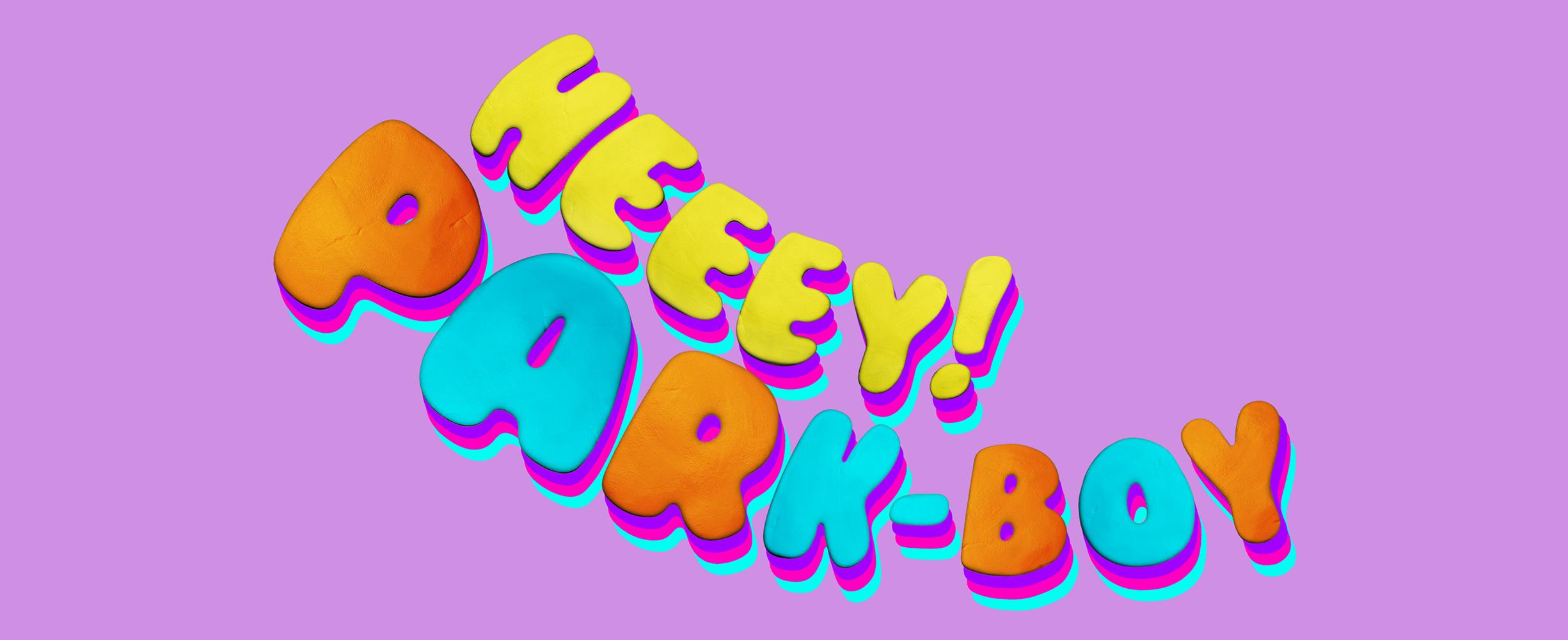 Heeey! Park-Boy