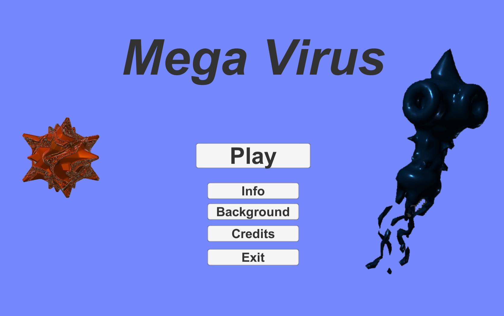 Mega virus game by clone26
