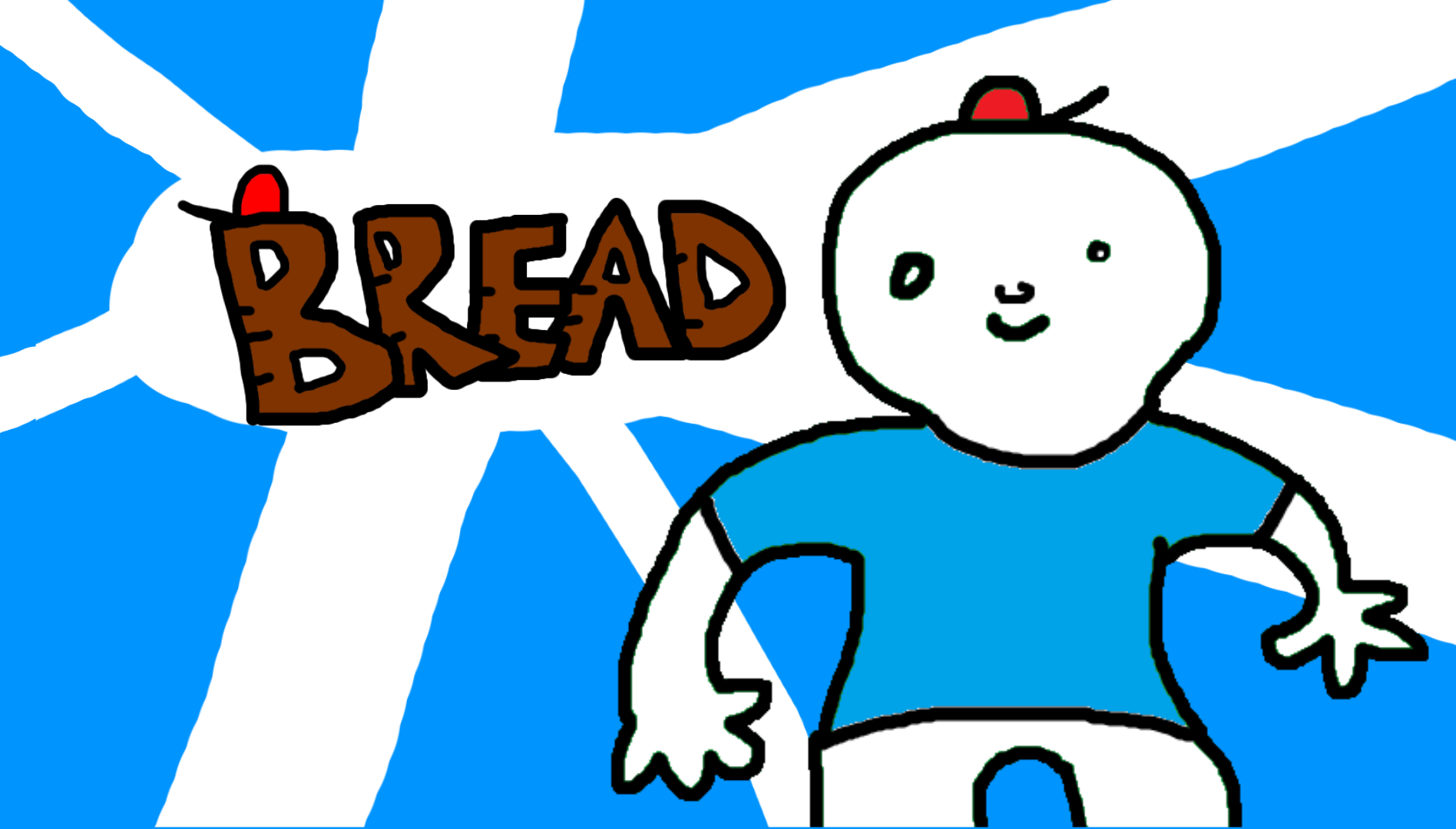 """BREAD"" - A First Person Adventure Story Game"