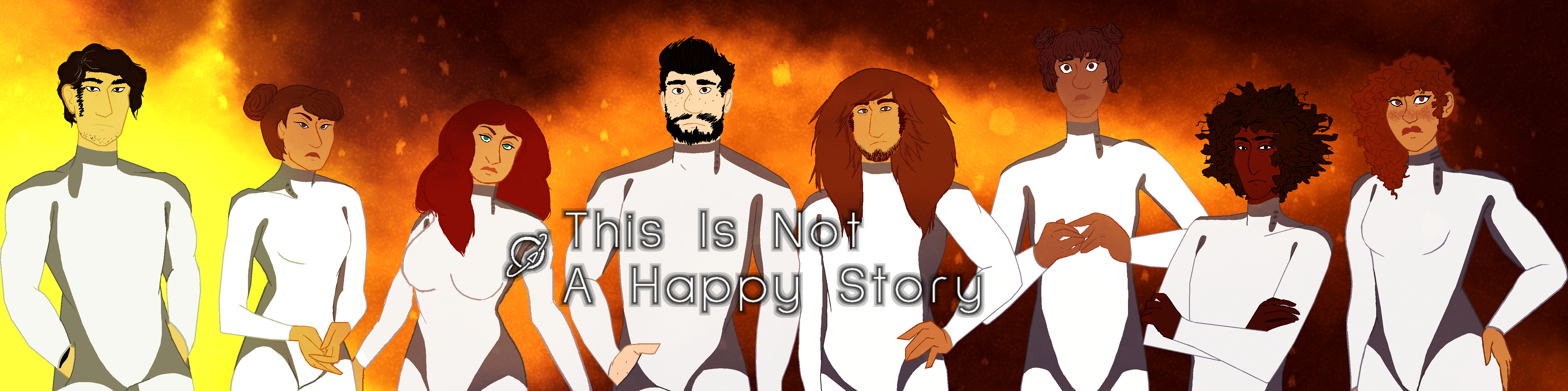 This Is Not A Happy Story (Demo)