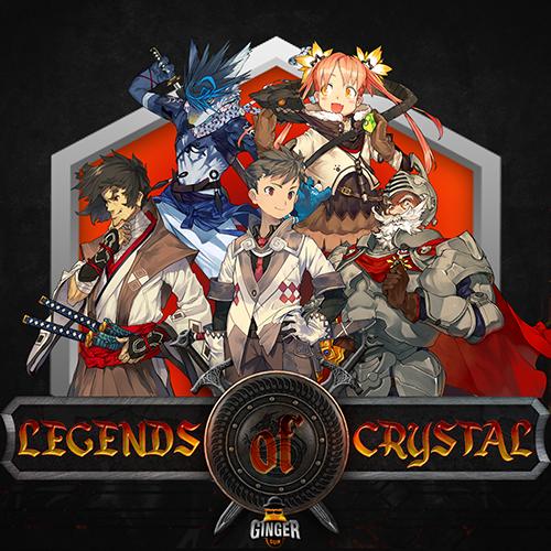 Legends Of Crystal