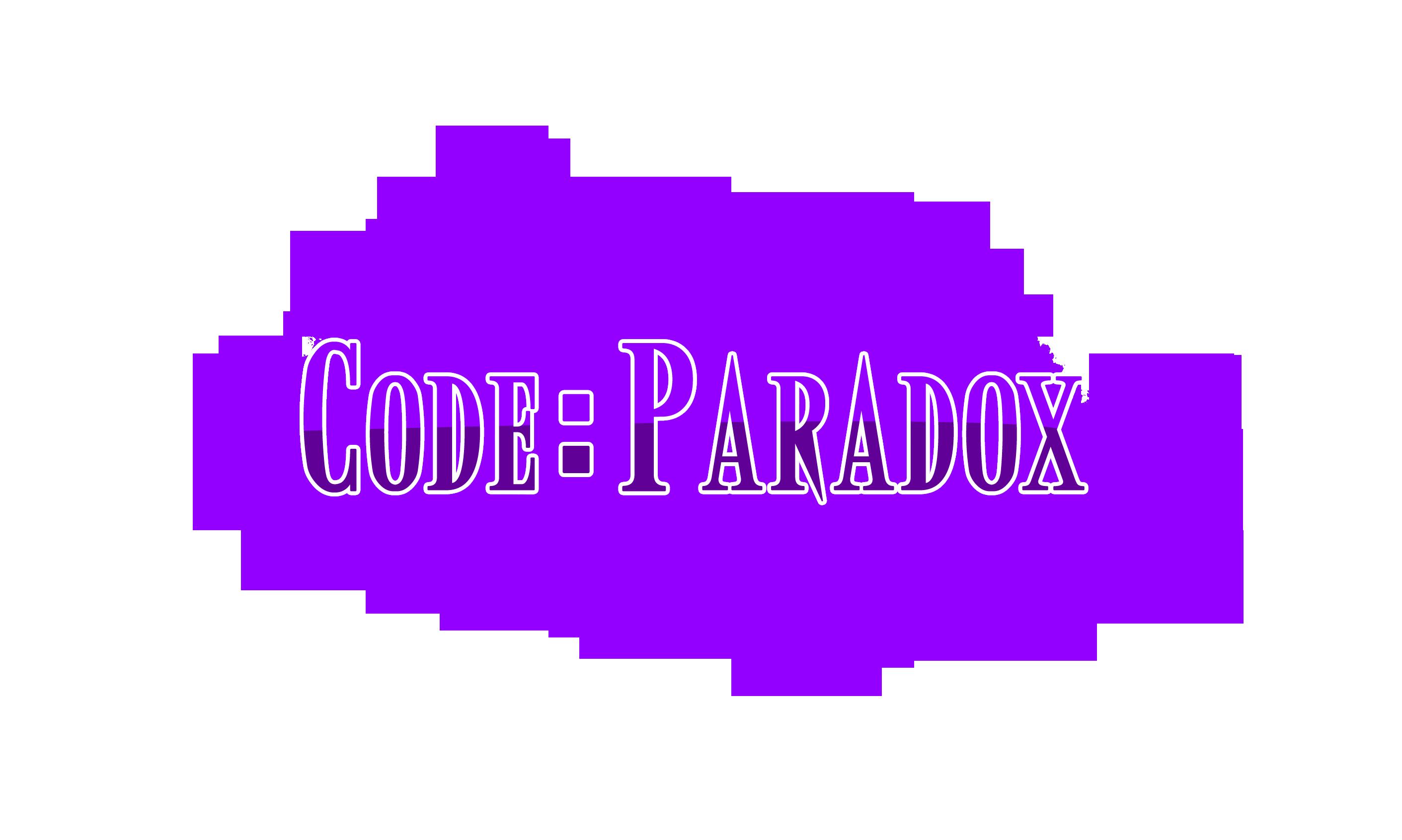 Code: Paradox