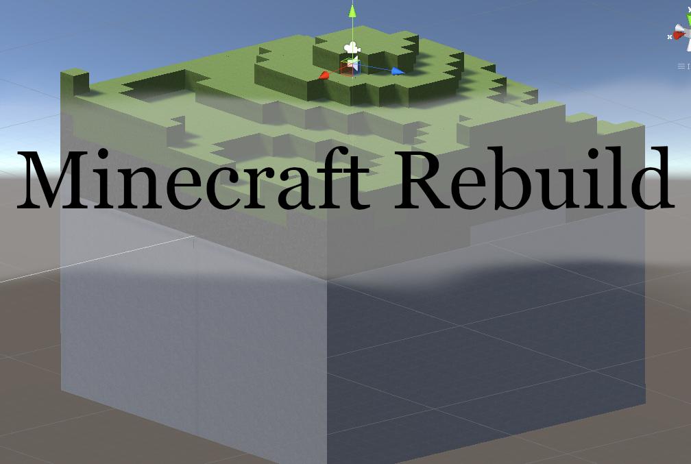 Minecraft Clone - Unity 5/C# - Devlogs - itch io