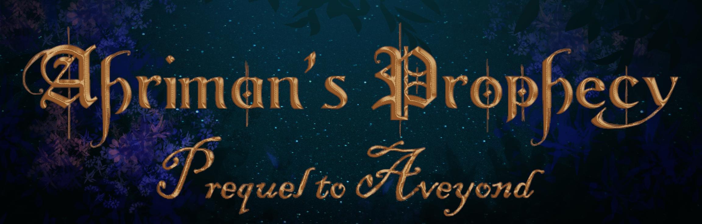 Ahriman's Prophecy - Demo