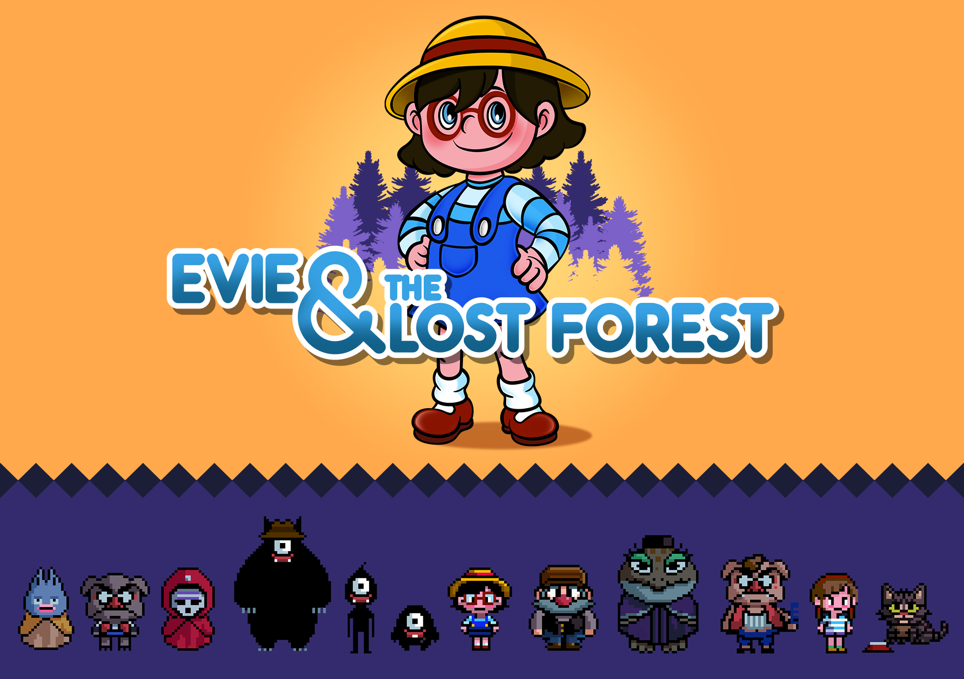 Evie & The Lost Forest