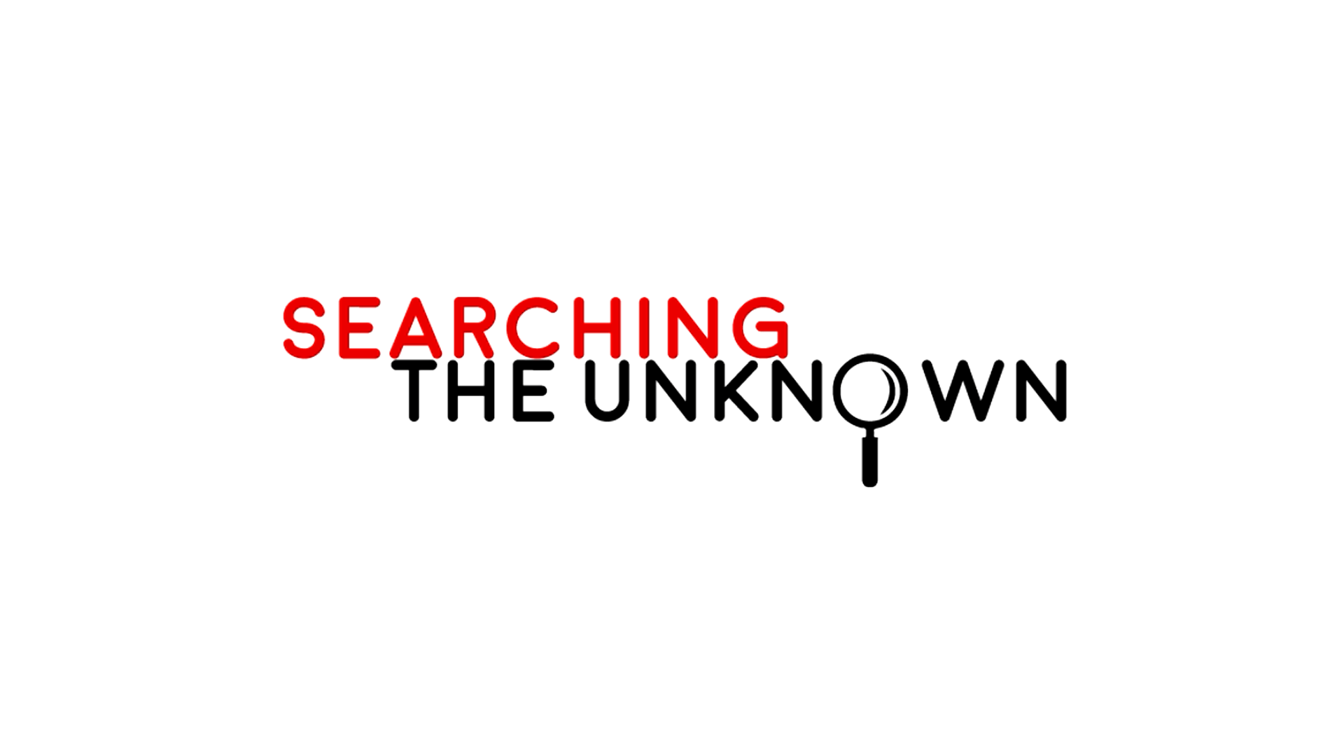 Searching the Unknown
