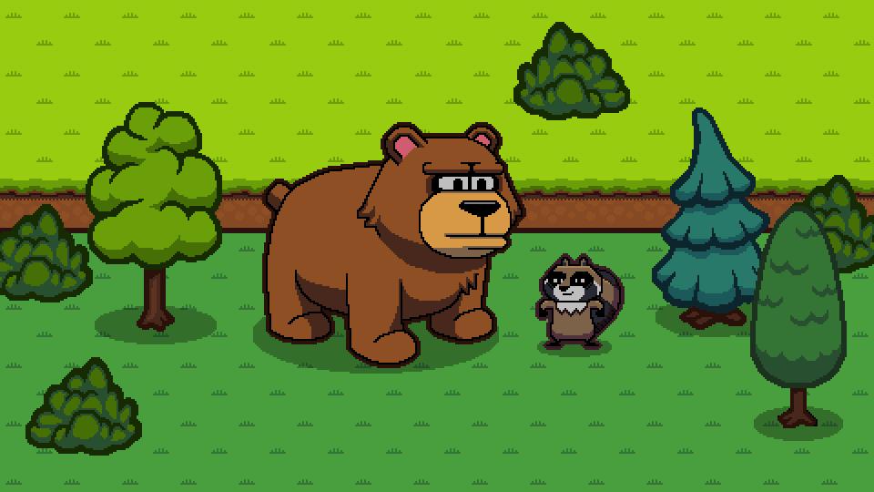 Rise of the Trash Panda