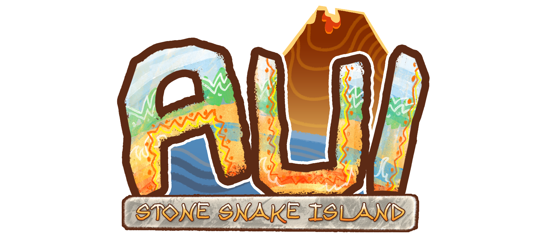 AUI - Stone Snake Island (IGMC2018)