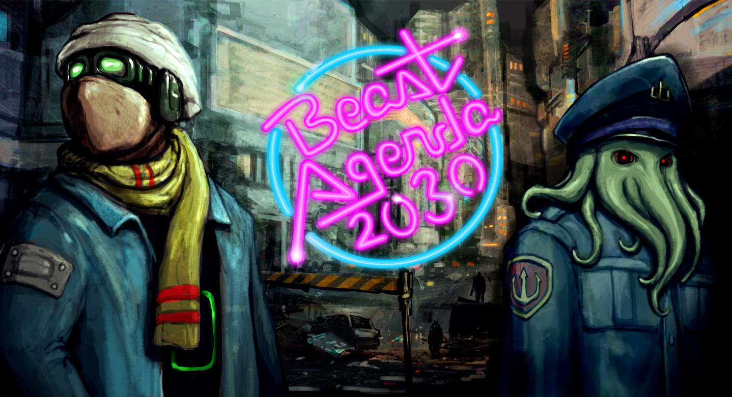 Beast Agenda 2030 Alpha Test