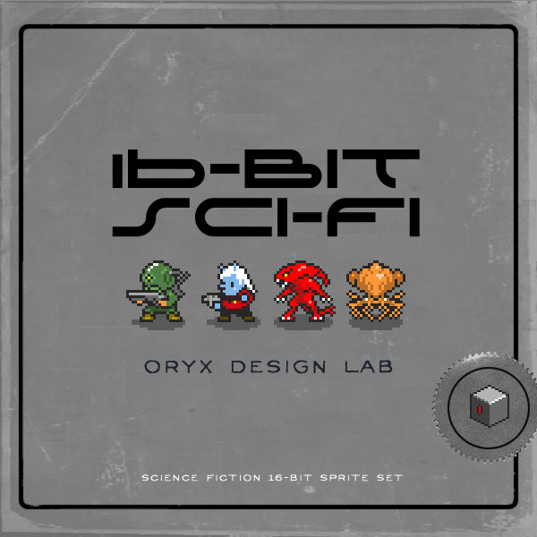 16-Bit Sci-Fi