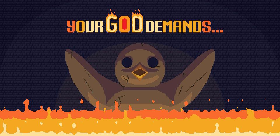 Your God Demands
