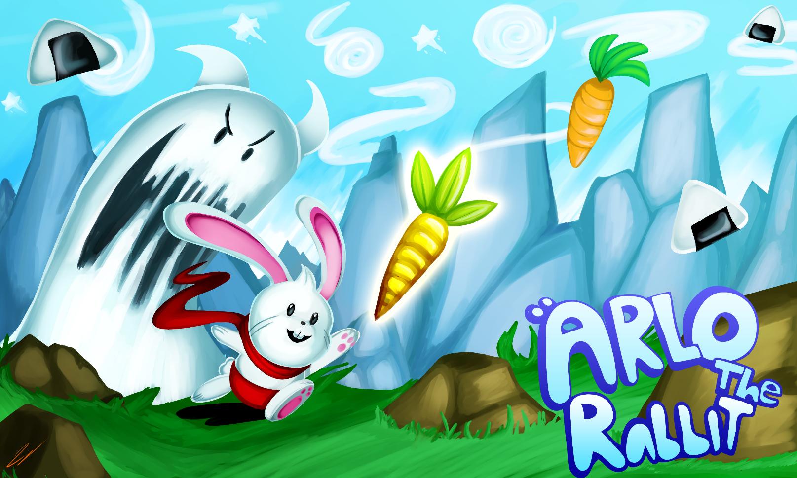 Arlo The Rabbit