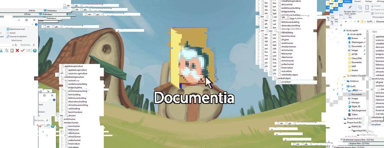 Documentia