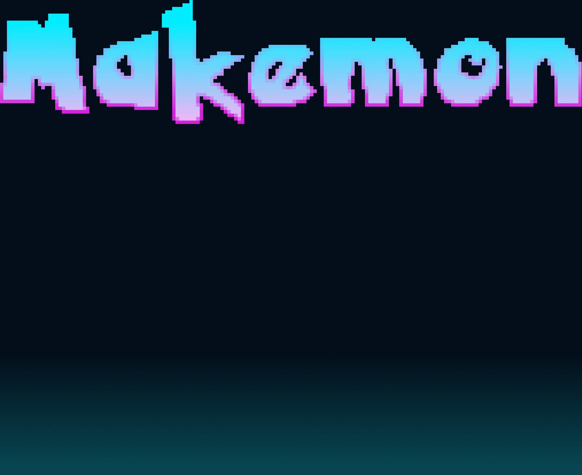 [WIP]Makemon