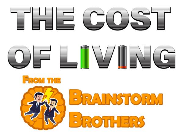 The Cost of Living (Ludum Dare 43)