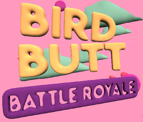Bird Butt Battle Royale