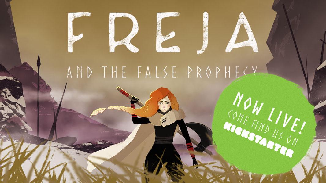 Freja and the False Prophecy