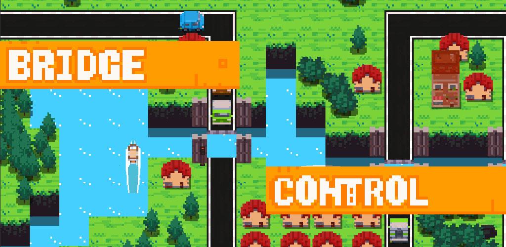 Bridge Control: Traffic Mayhem