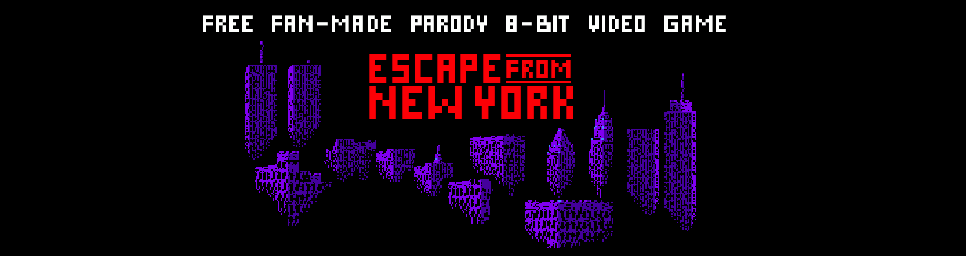 Escape from New York (PC Free parody video game)