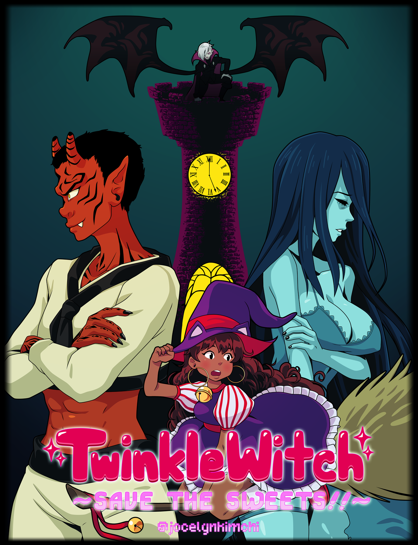 Twinkle Witch ~save the sweets!!~