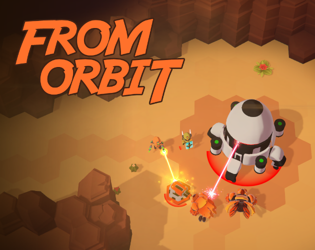 From Orbit by Tentacle Head Games