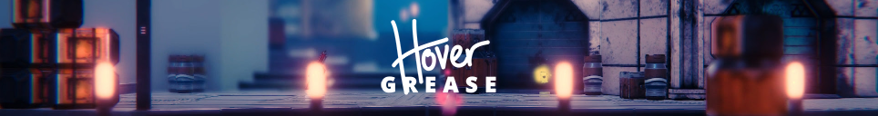 HoverGrease Alpha
