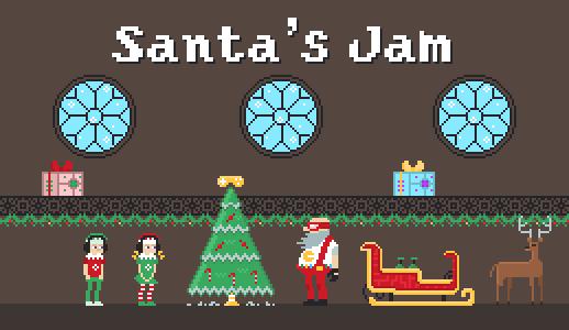 Santa's Jam