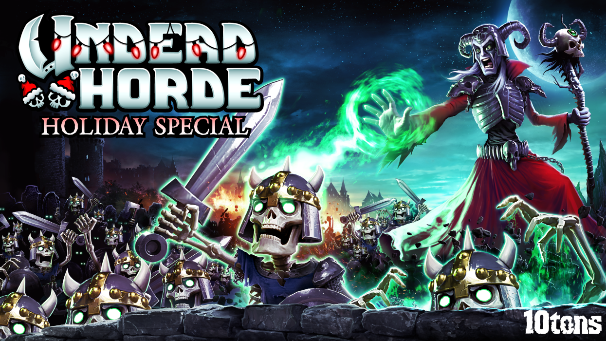 Undead Horde Holiday Special