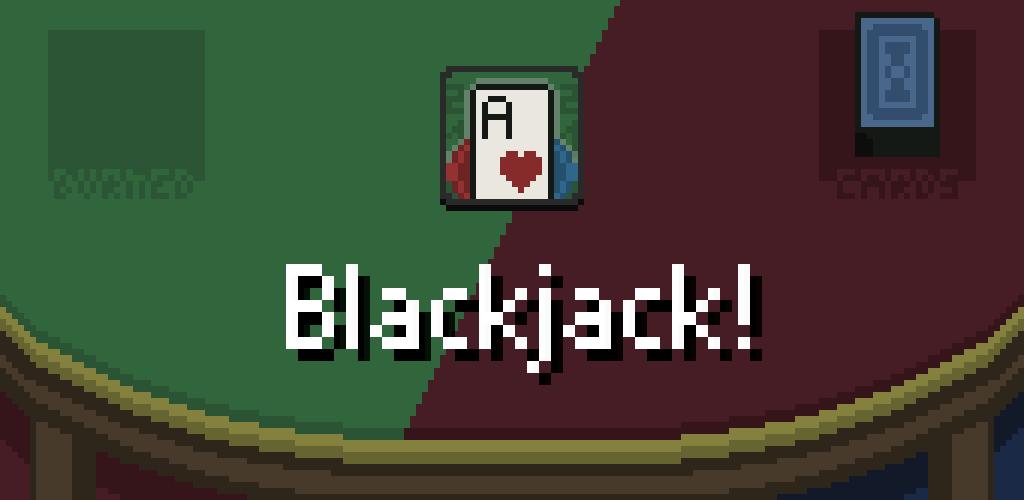 Pixel Blackjack